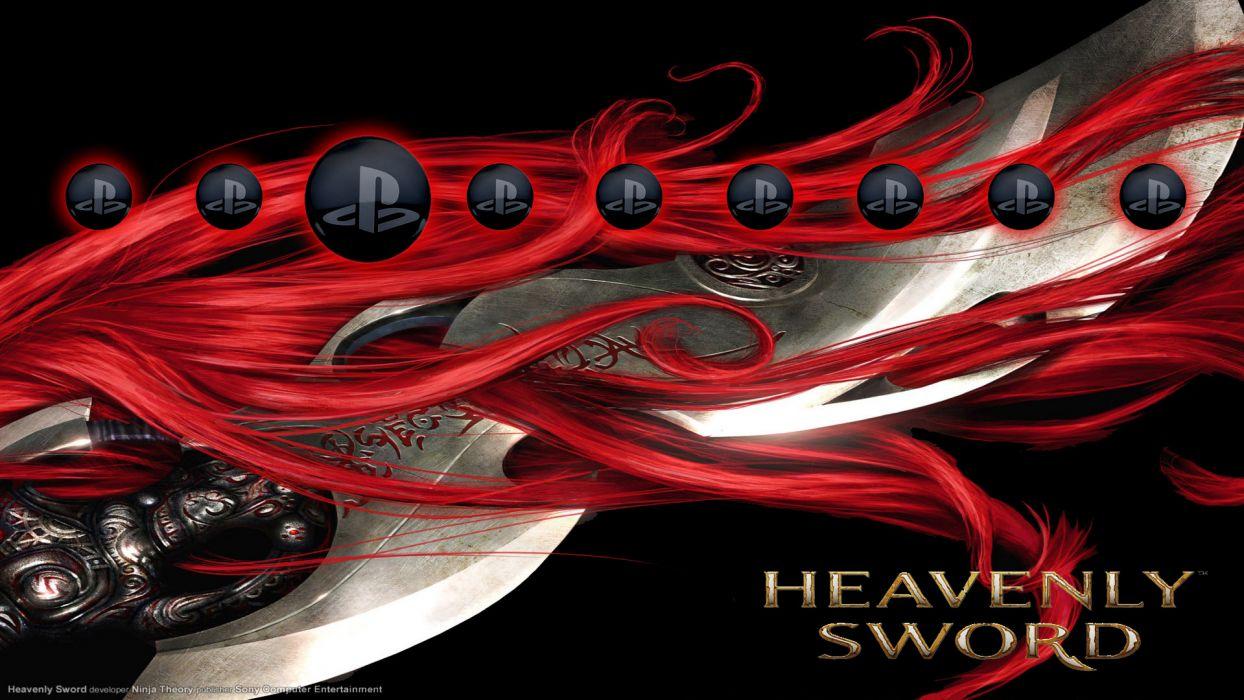 HEAVENLY SWORD fantasy warrior (48) wallpaper