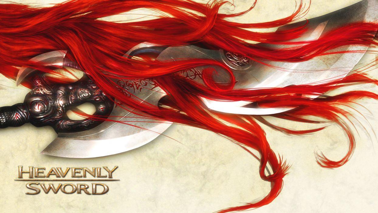HEAVENLY SWORD fantasy warrior (55) wallpaper