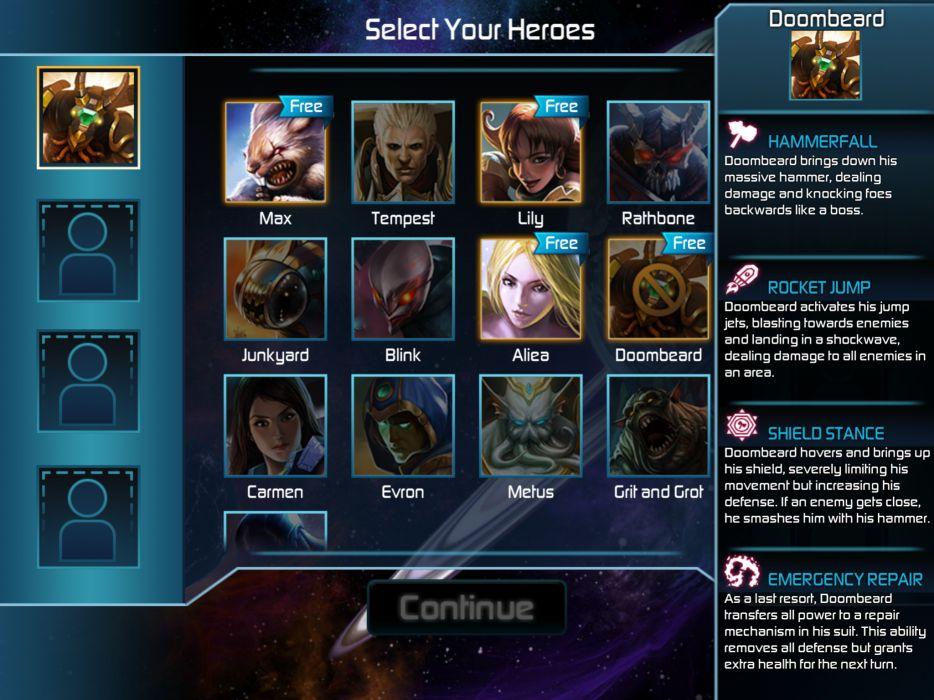 ARENA OF HEROES sci-fi fantasy (3) wallpaper