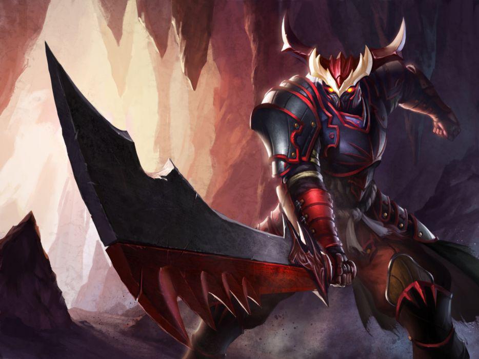 ARENA OF HEROES sci-fi fantasy (13) wallpaper