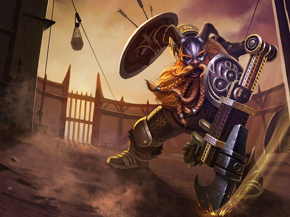 ARENA OF HEROES sci-fi fantasy (27) wallpaper