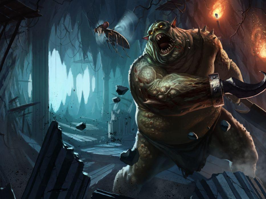 ARENA OF HEROES sci-fi fantasy (31) wallpaper