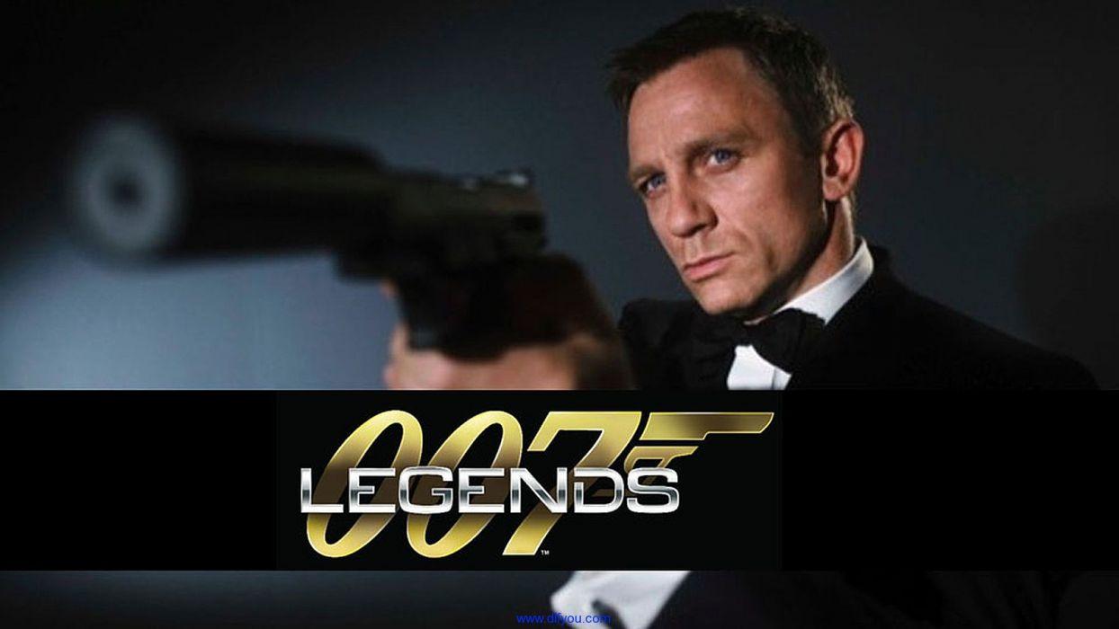 007 Legends wallpaper