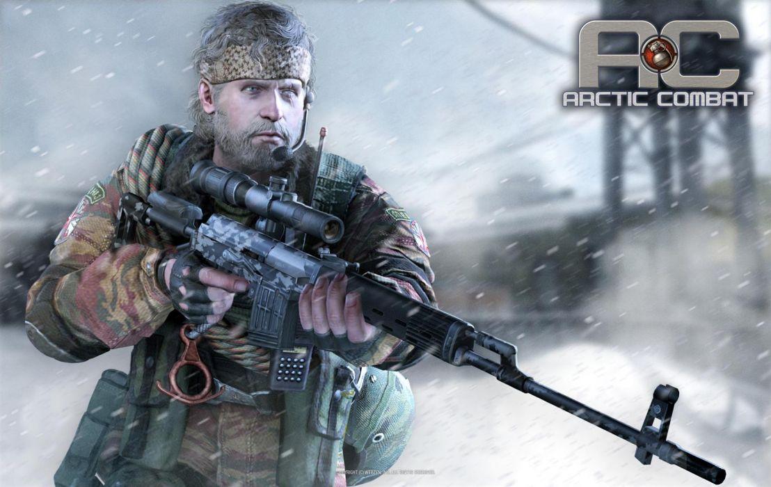 Arctic Combat - Ranger Rsa wallpaper