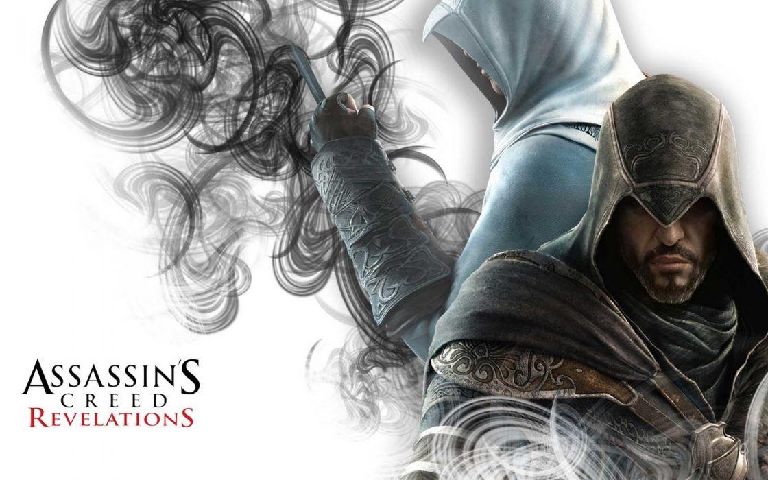 Assassinaeus Creed Revelations wallpaper