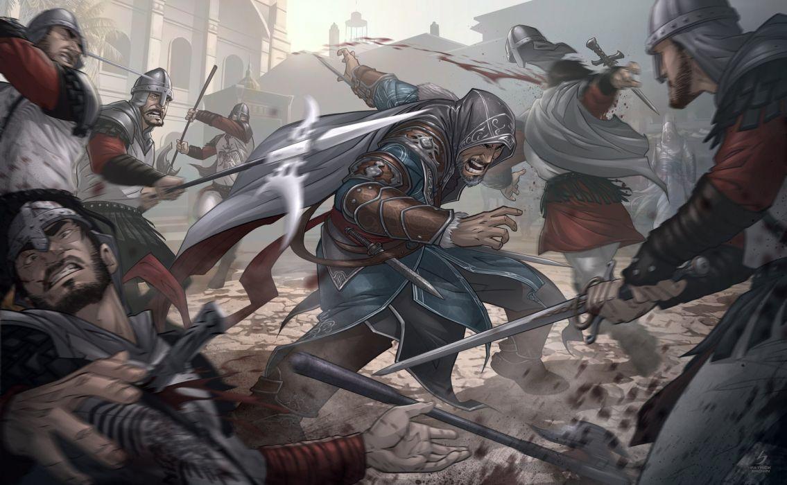 Assassins Creed - Revelations wallpaper