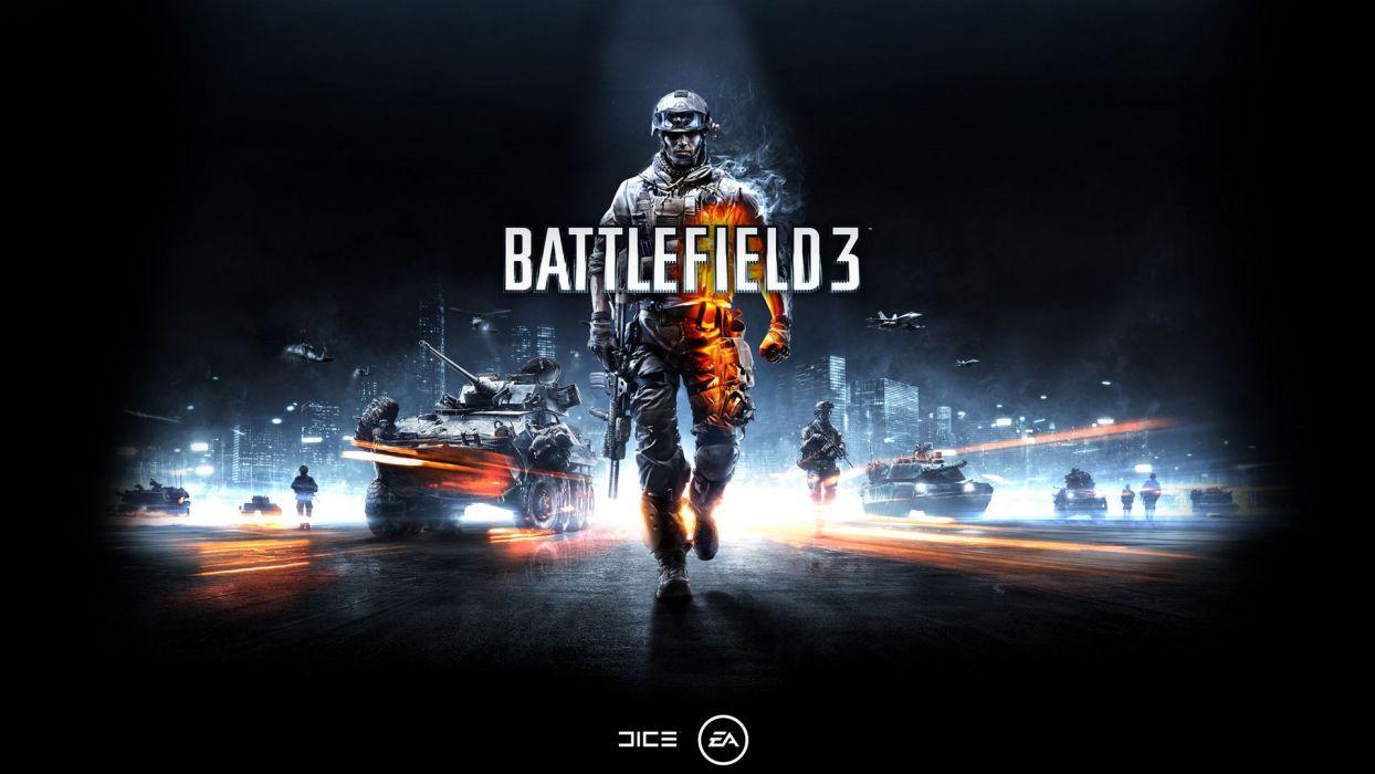 Battlefield - 3 wallpaper