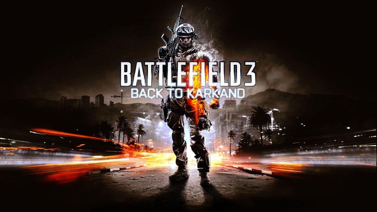 Battlefield 3 Back to Karkand wallpaper
