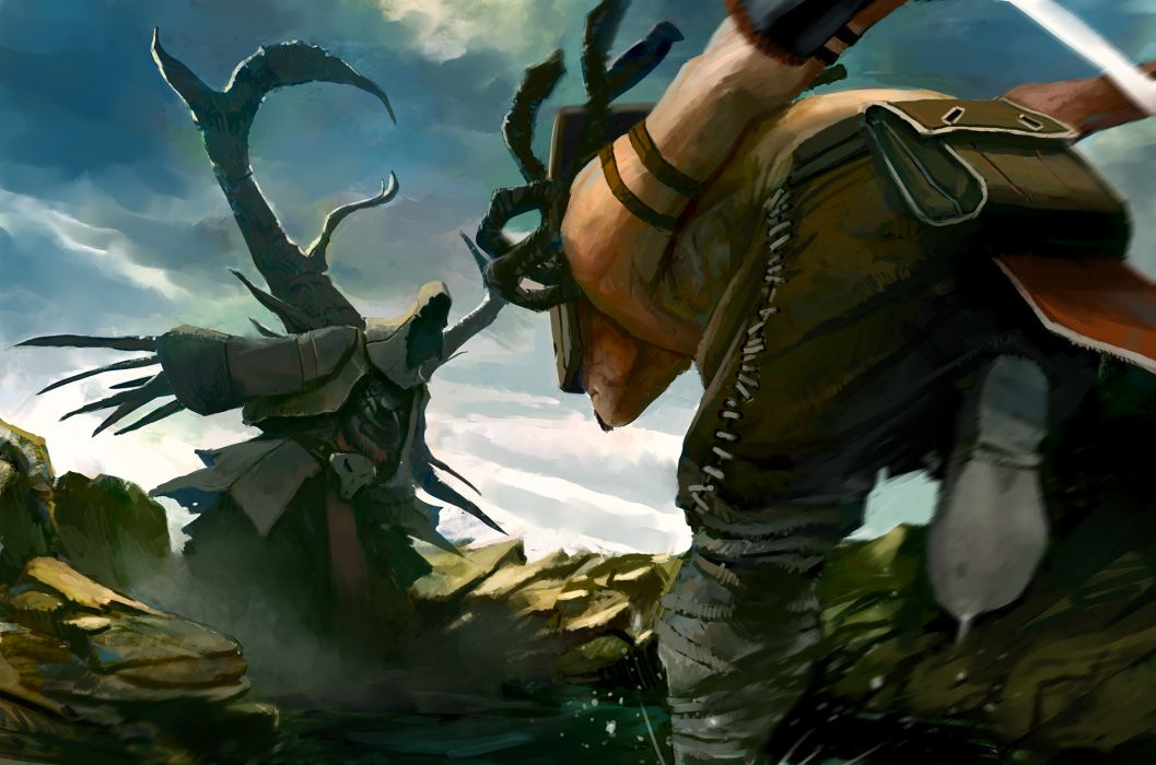 BLOODLINE CHAMPIONS fantasy (5) wallpaper
