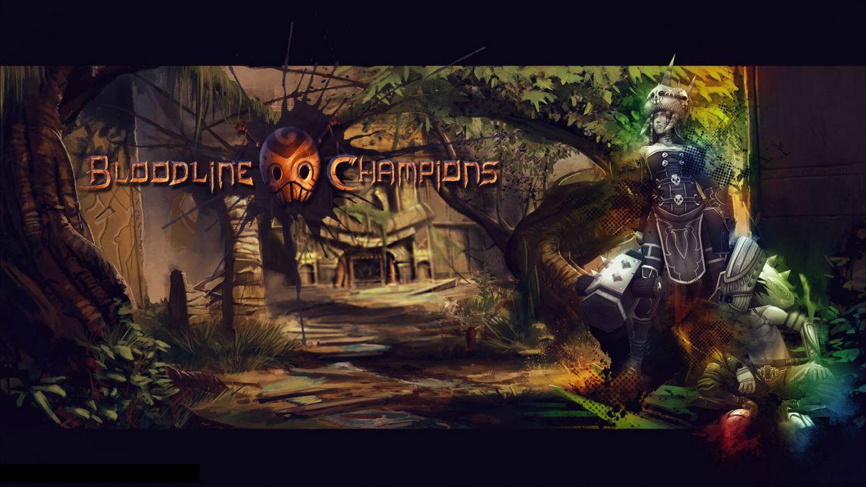 BLOODLINE CHAMPIONS fantasy (6) wallpaper