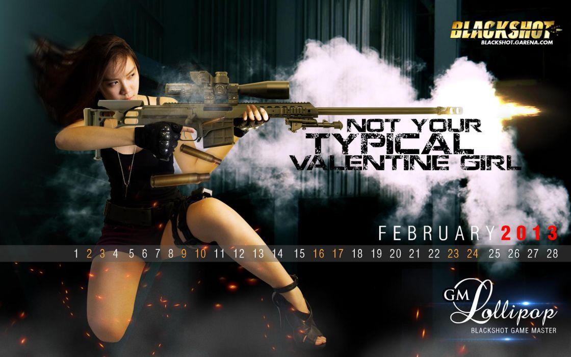 BlackShot Online wallpaper