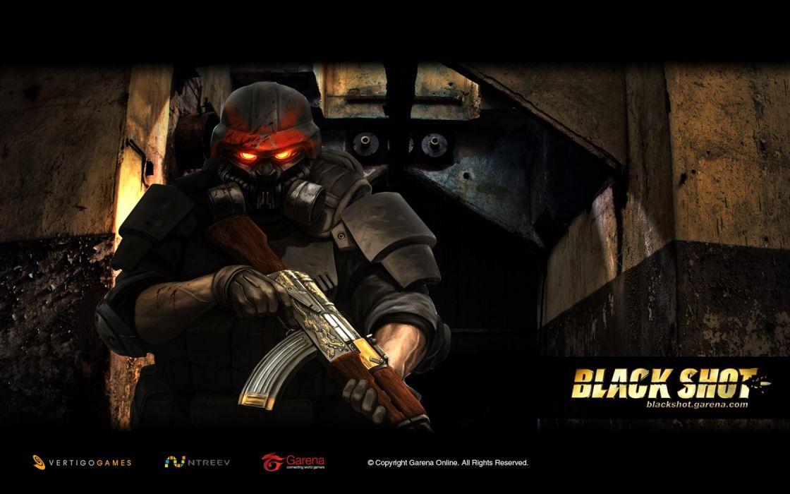 Blackshot-Online wallpaper