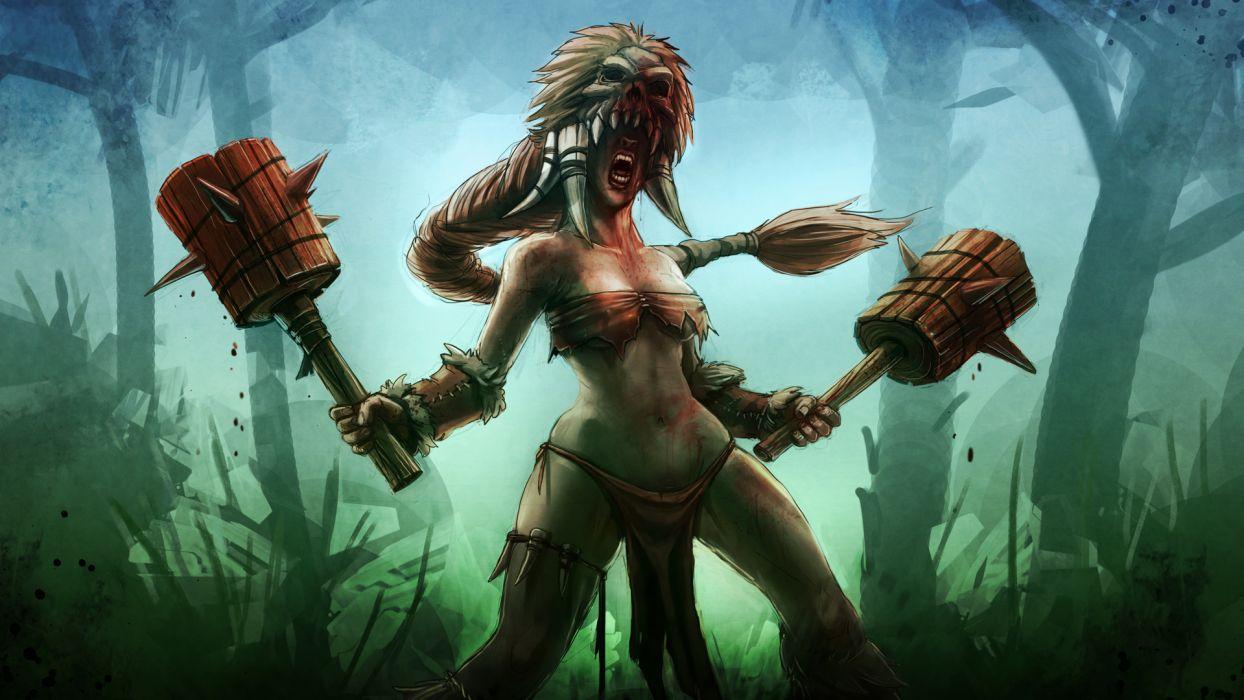 BLOODLINE CHAMPIONS fantasy (8) wallpaper