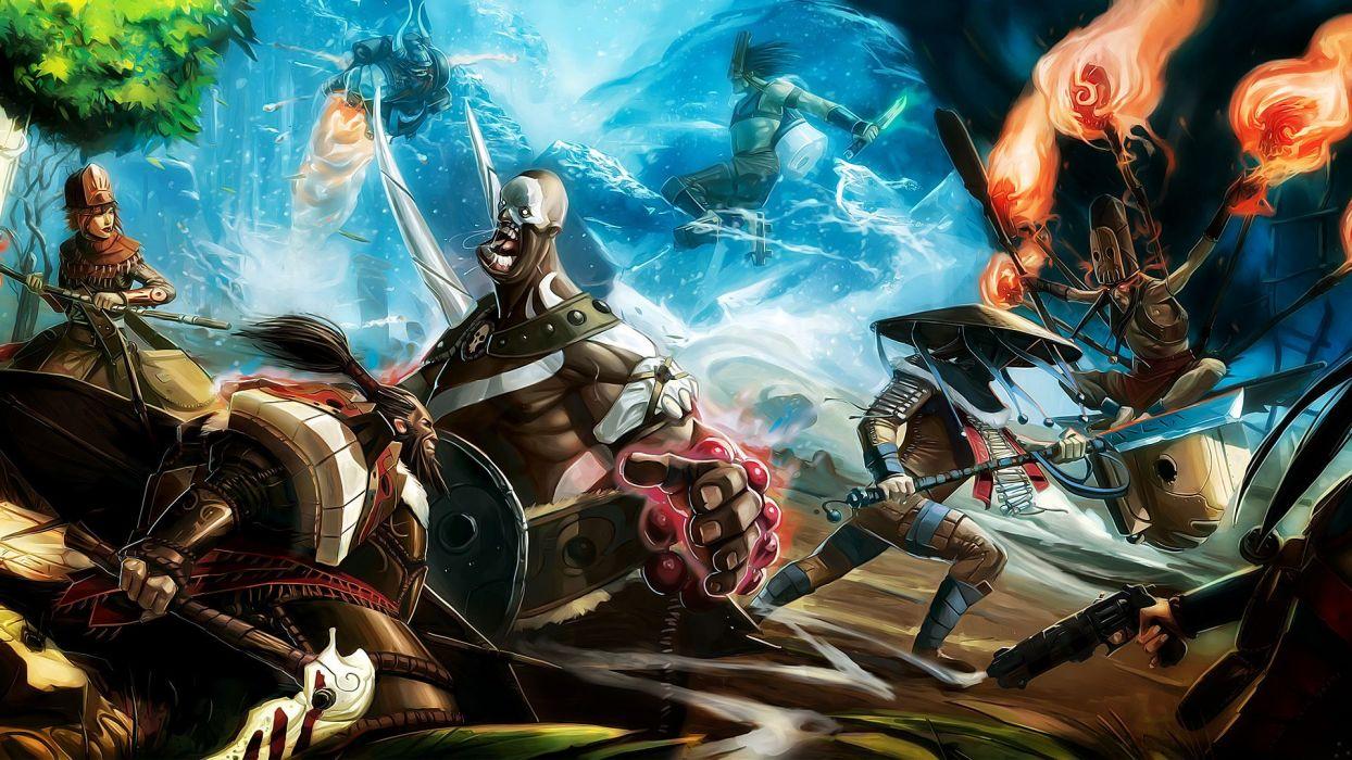BLOODLINE CHAMPIONS fantasy (12) wallpaper