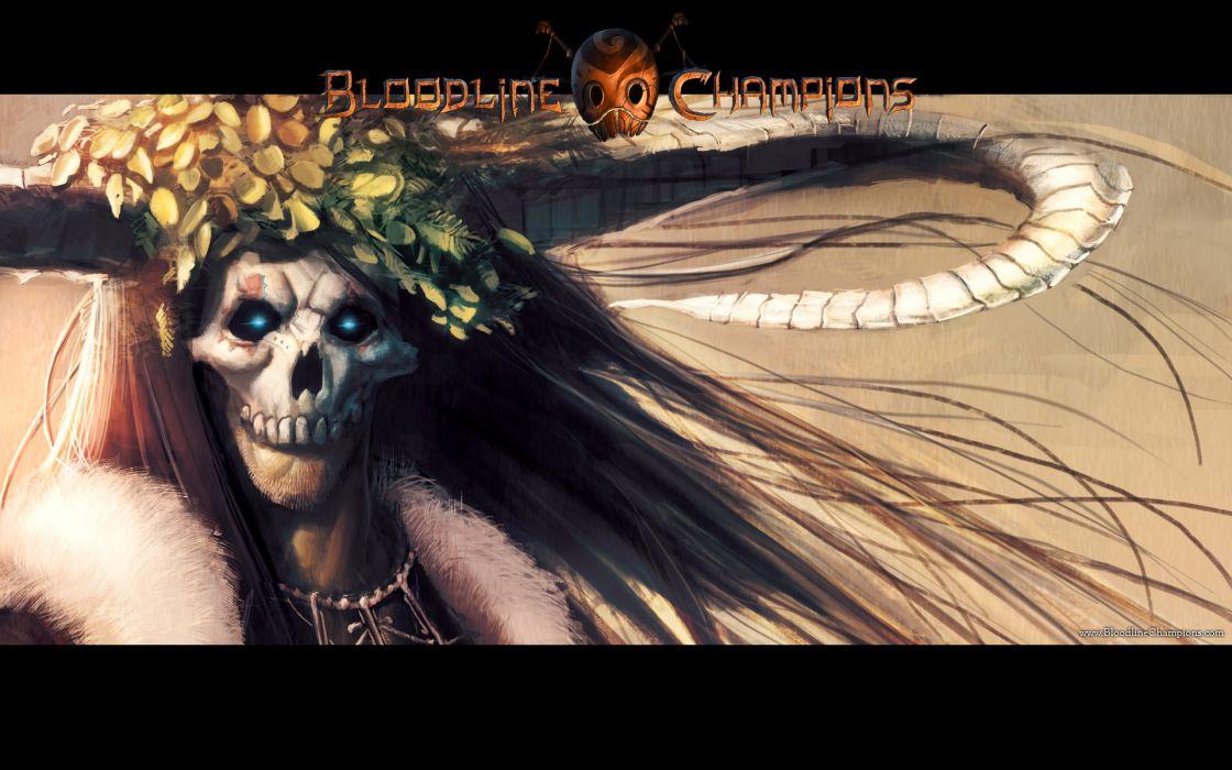 BLOODLINE CHAMPIONS fantasy (15) wallpaper