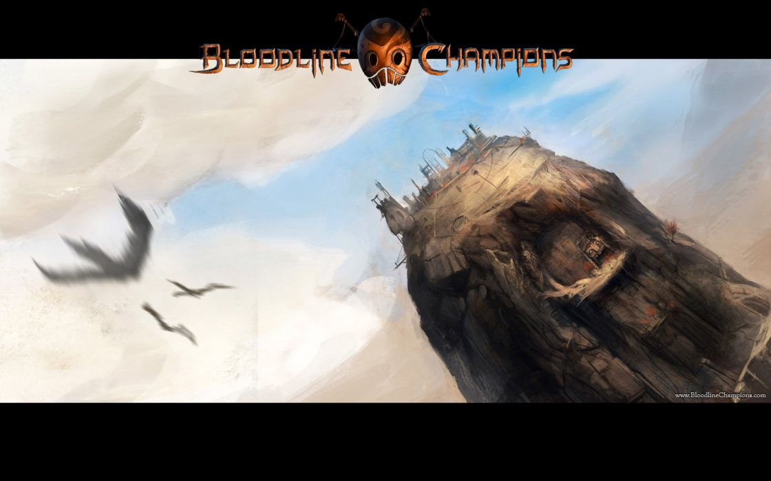 BLOODLINE CHAMPIONS fantasy (24) wallpaper