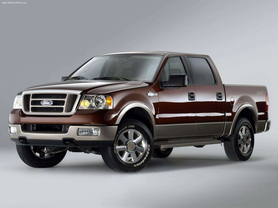 Ford King Ranch F150 SuperCrew 2005 wallpaper