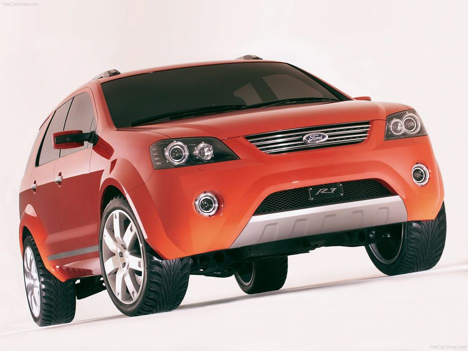 Ford R7 Concept 2002 wallpaper
