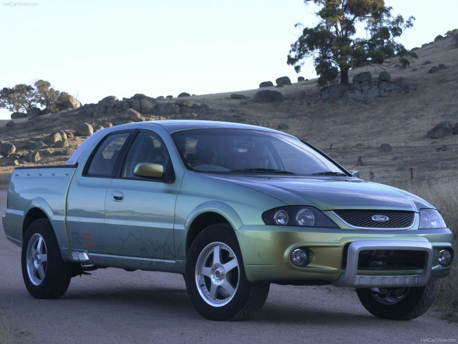Ford R5 Concept 2001 wallpaper