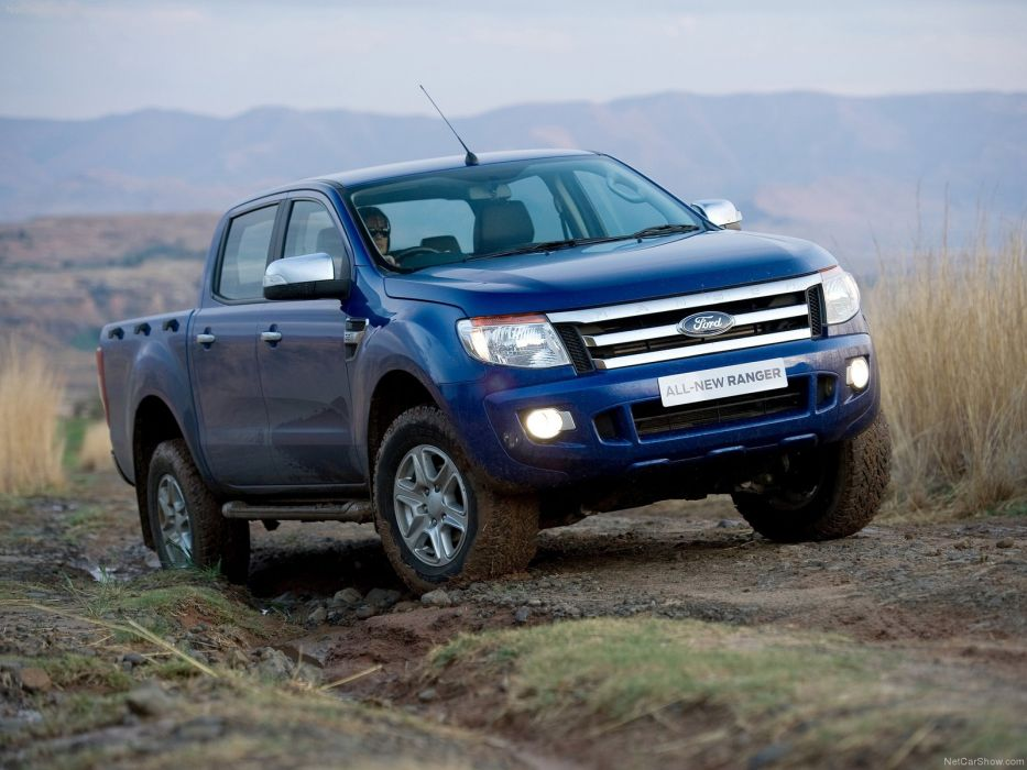 Ford Ranger 2012 wallpaper