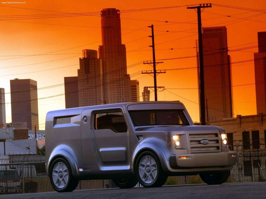 Ford SYNus Concept 2005 wallpaper