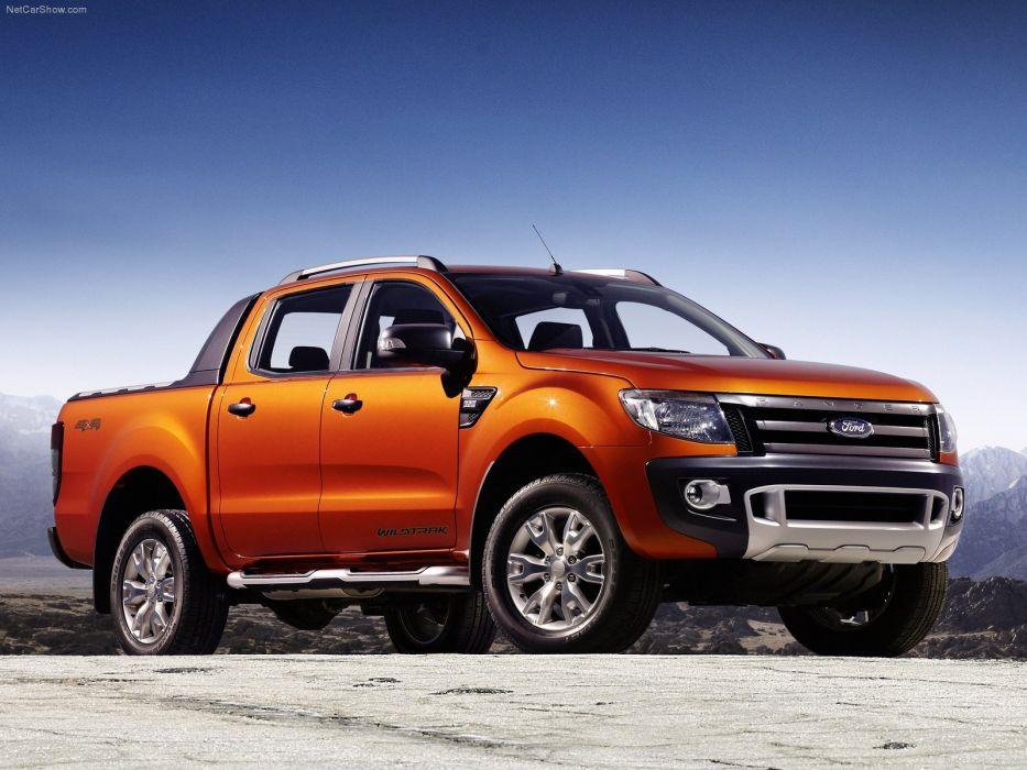 Ford Ranger Wildtrak 2012 wallpaper
