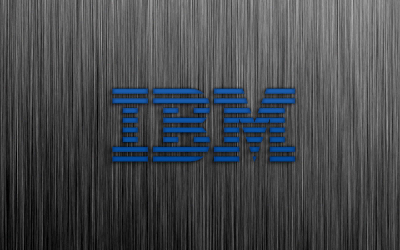 Ibm Brands Logos Hd Wallpaper Desktop