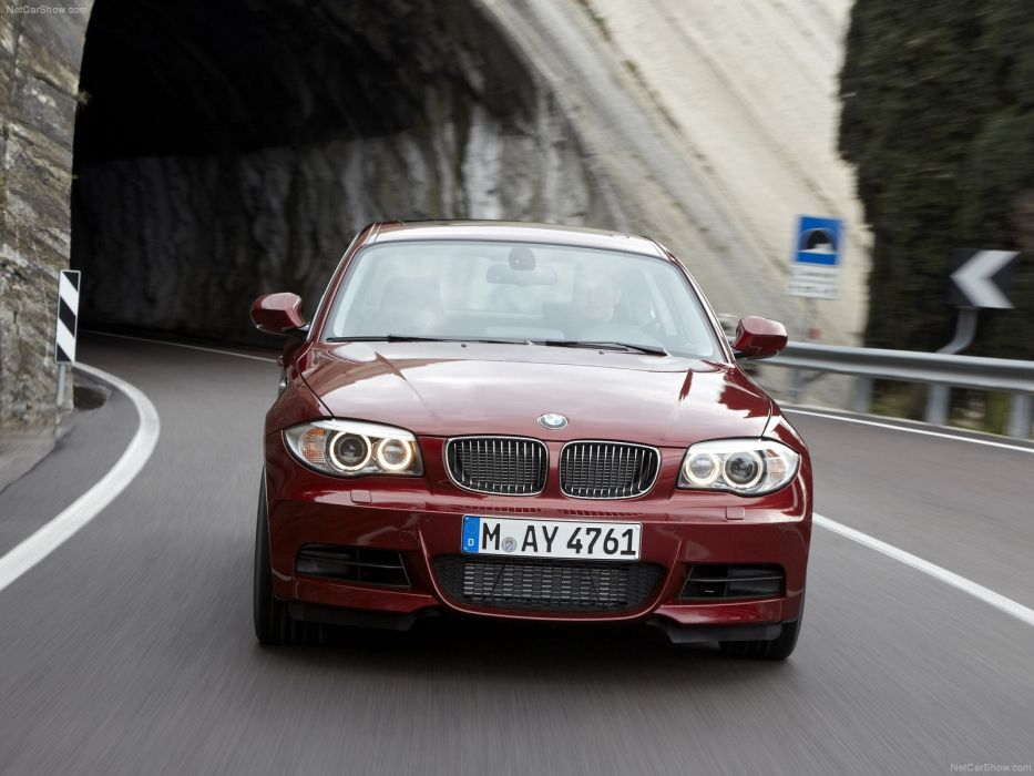 BMW cars coupe BMW 1 Series BMW 1-Series Coupe wallpaper