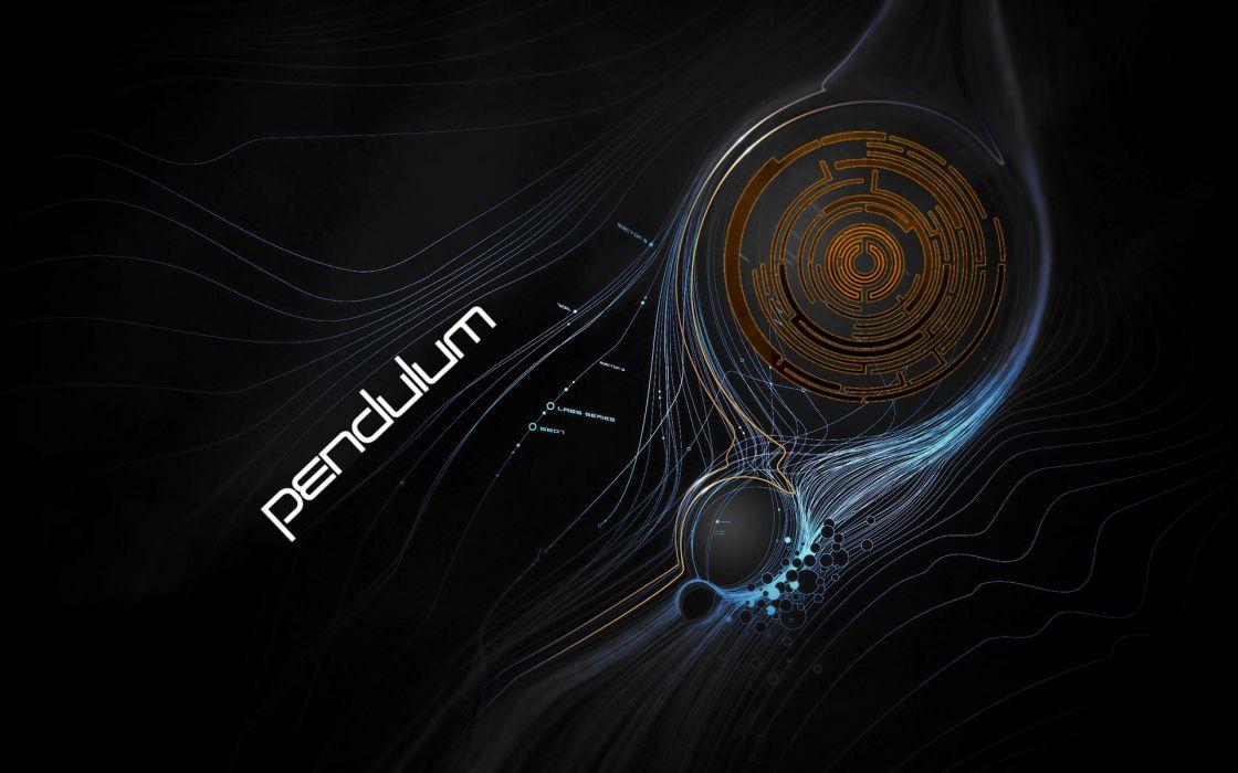 Pendulum music bands wallpaper