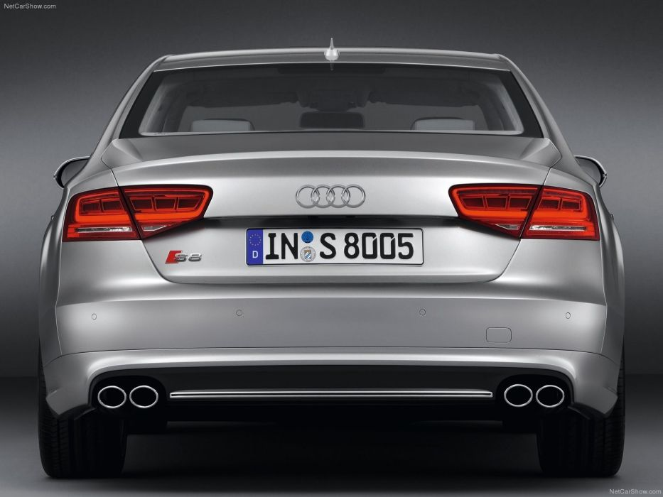 cars Audi Audi S8 wallpaper