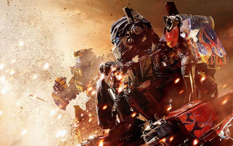 Optimus Prime Transformers robots Autobots wallpaper