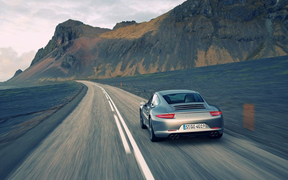 Porsche cars Porsche 911 Carrera S wallpaper