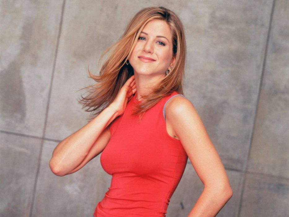 women Jennifer Aniston celebrity wallpaper
