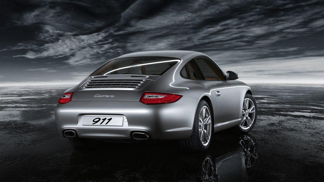 Porsche 911 (997) GT3 Cup wallpaper