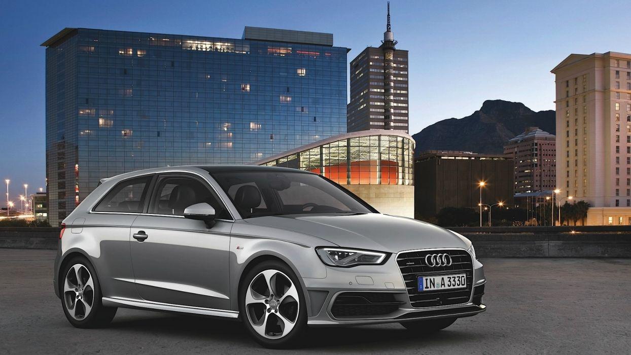 cars Audi A3 wallpaper