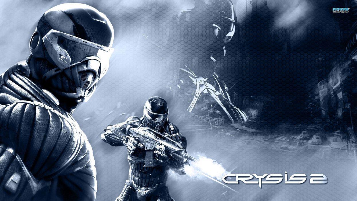 video games Crysis 2 posters screens wallpaper