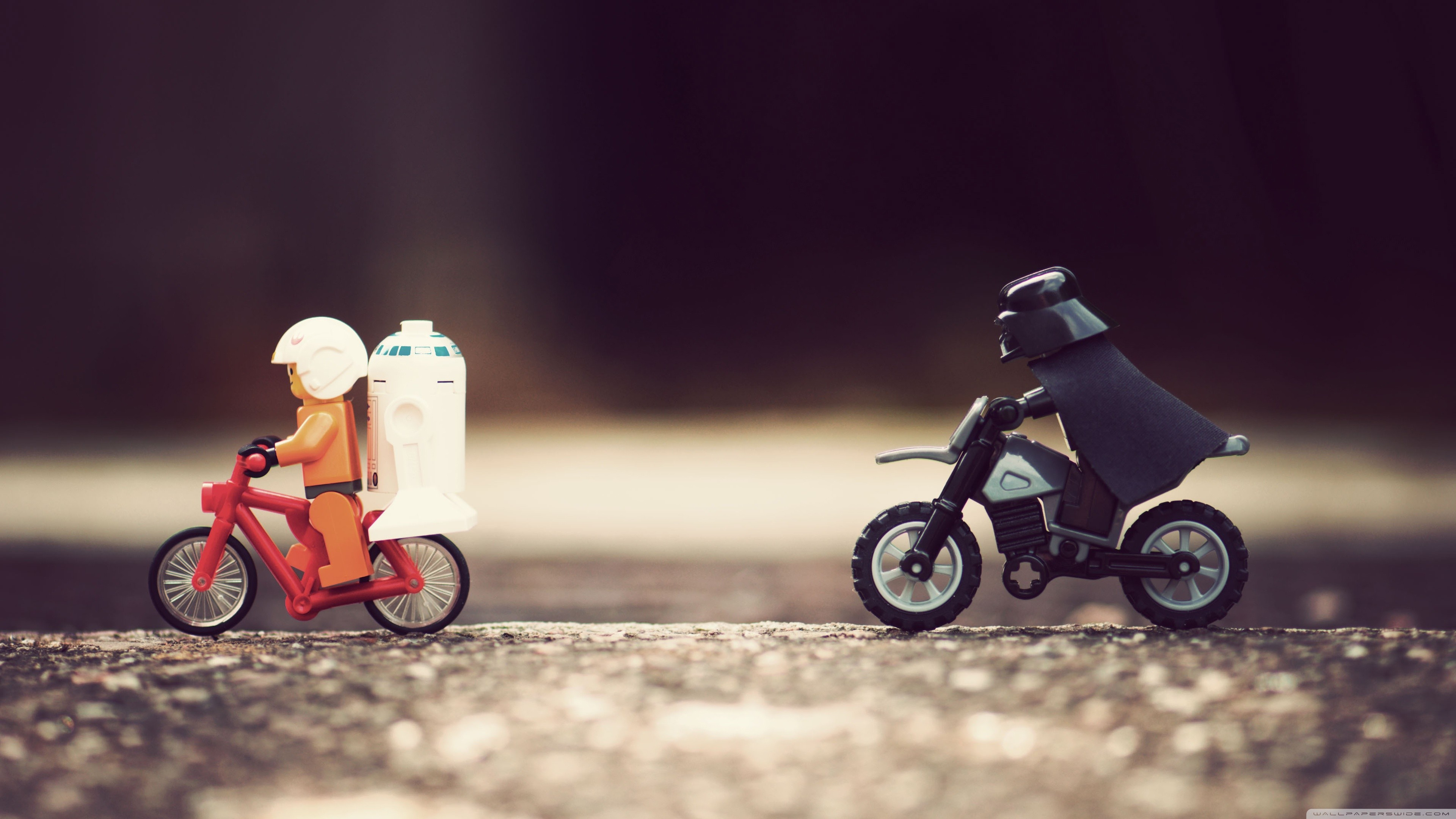 Funny Star Wars Backgrounds Star Wars Bike Funny Legos