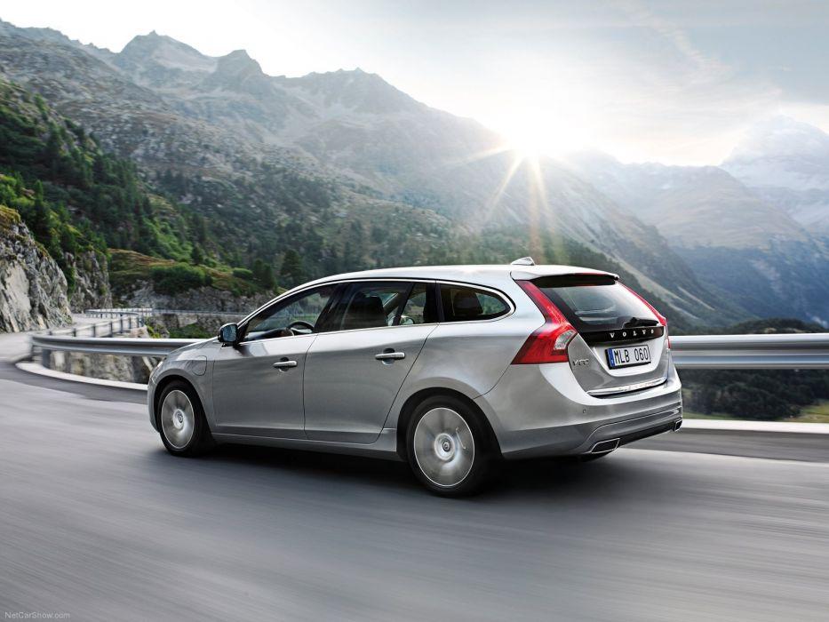 cars Volvo Hybrid vehicles wallpaper