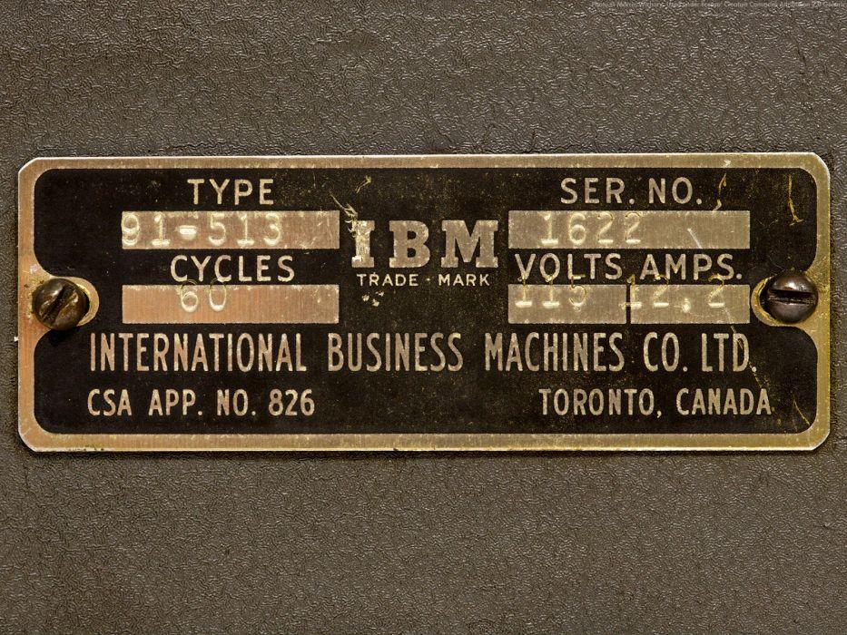 IBM wallpaper