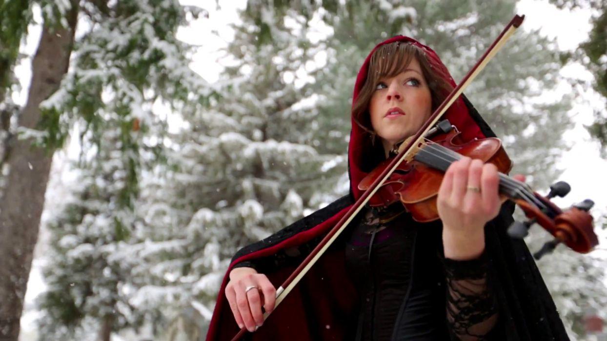 Lindsey Stirling violinist LindseyStomp wallpaper