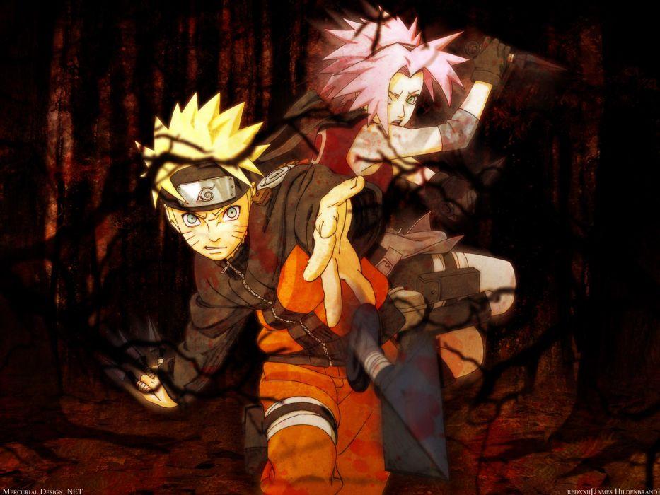 Haruno Sakura Naruto: Shippuden Uzumaki Naruto wallpaper