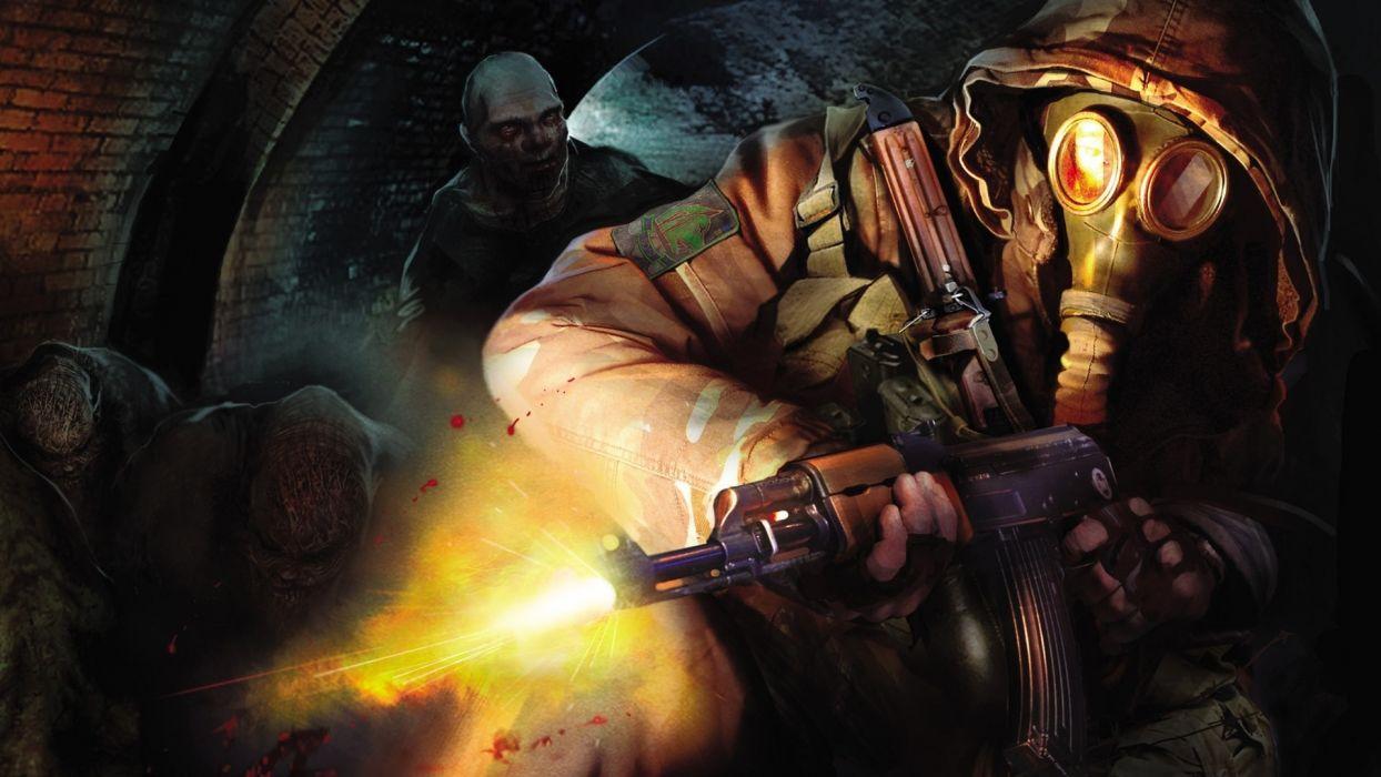 video games S_T_A_L_K_E_R_ wallpaper