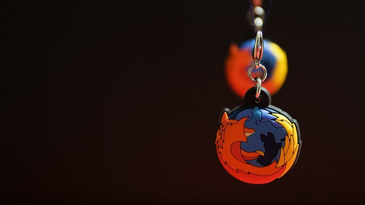 computers Firefox Mozilla trinket wallpaper