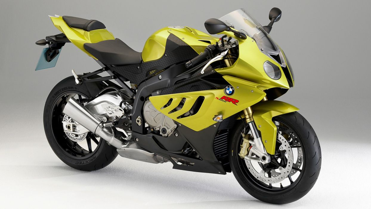 motorbikes BMW S1000RR wallpaper