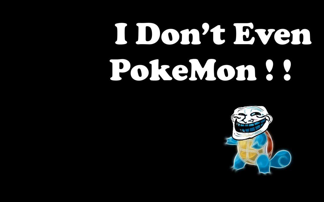 Pokemon meme wallpaper