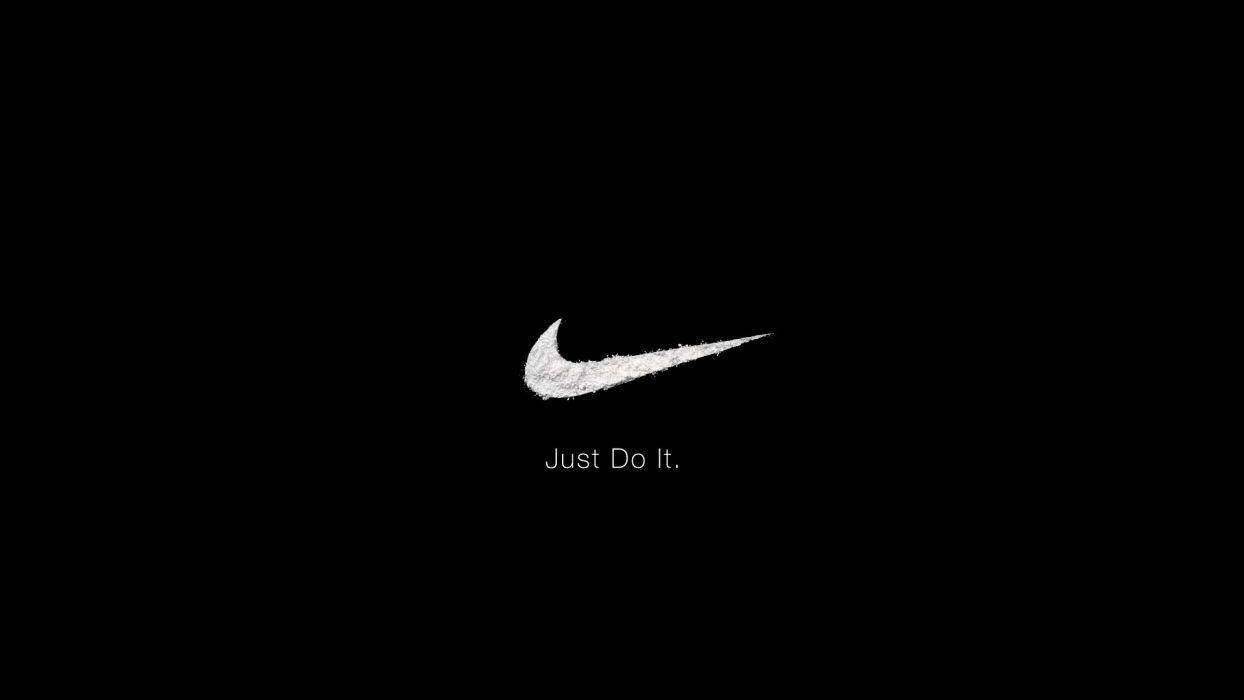 Justice Nike Slogan Logos Just Do It Wallpaper 1920x1080