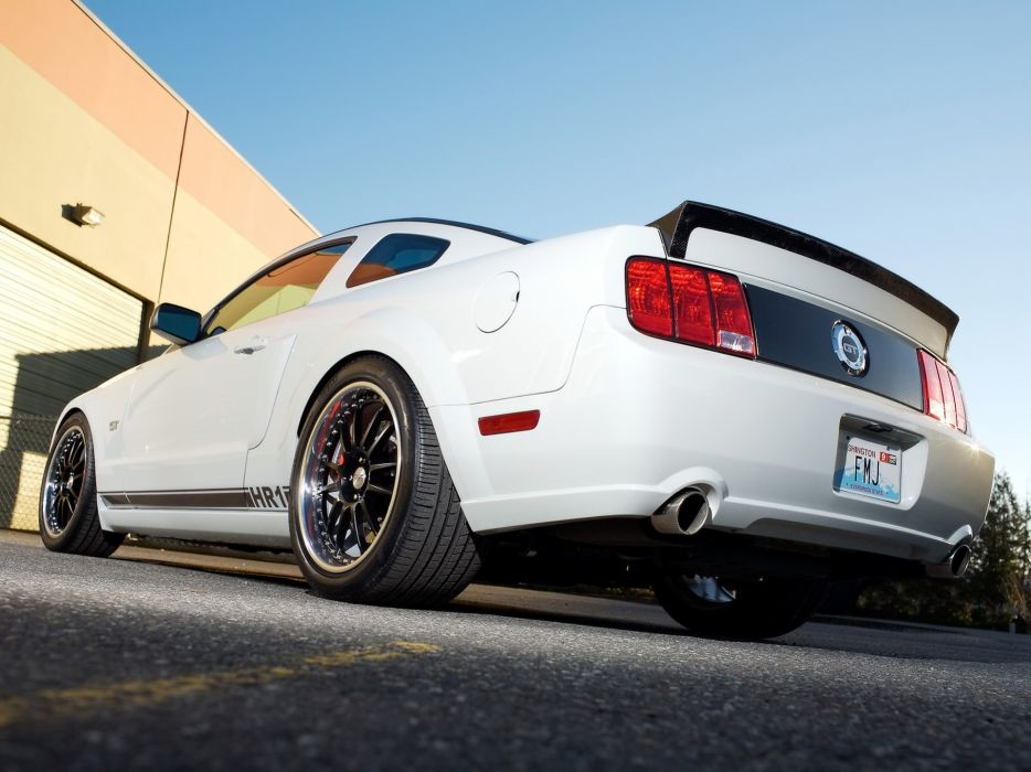 bottom muscle cars Ford Mustang GT wallpaper