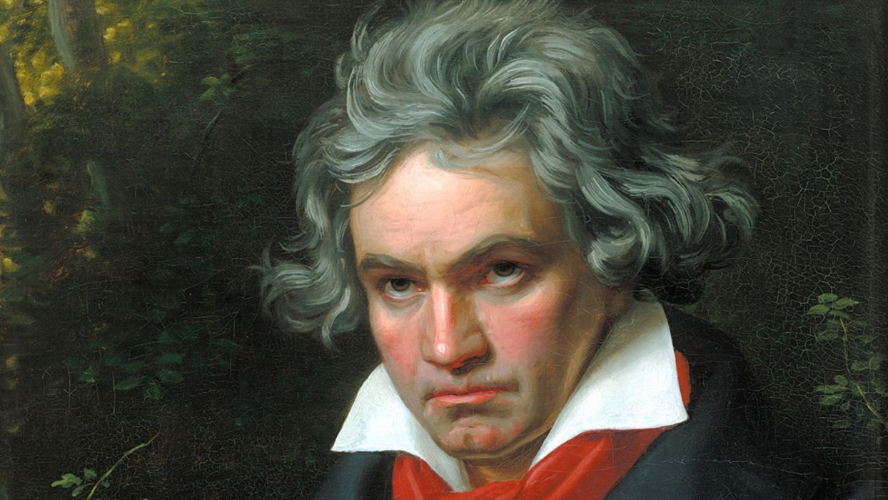 paintings music Beethoven wallpaper
