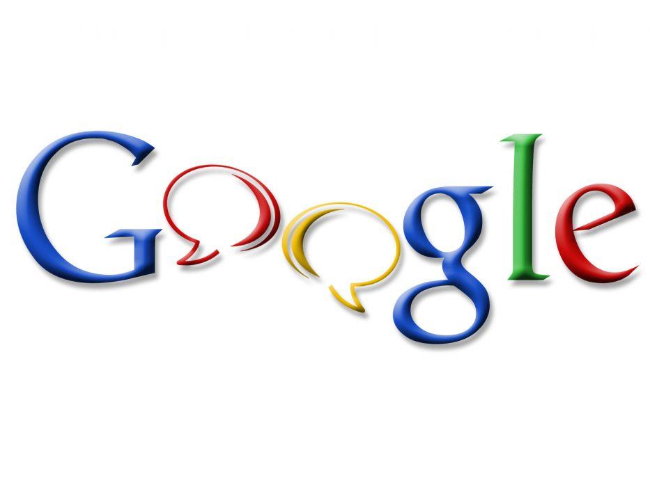 typography Google artwork white background wallpaper