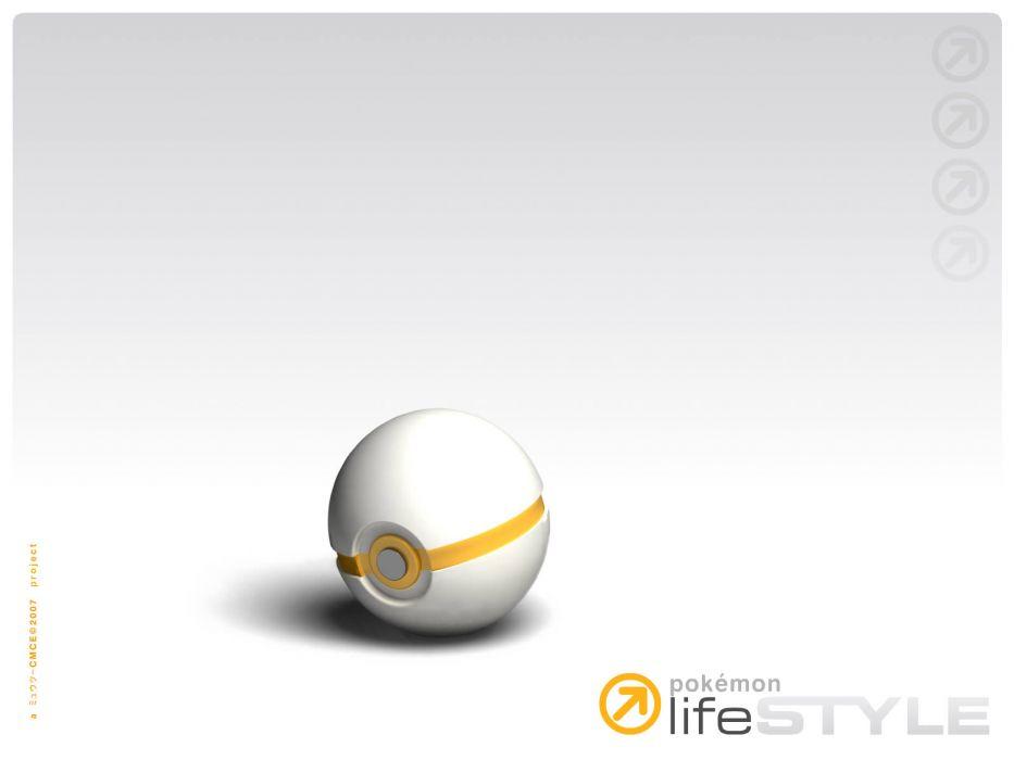 Pokemon Poke Balls wallpaper